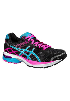 Zapatillas Asics GEL-PULSE 7 black/turquoise/pink glow