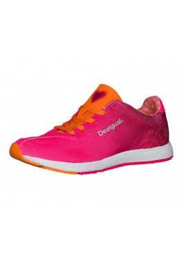 Zapatillas Desigual JUDTIH rosa