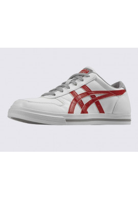 Zapatillas Asics AARON GS white/firey red