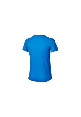 Camiseta Asics GRAPHIC LITESHOW azul