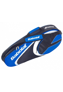 Raquetero Babolat RACKET HOLDER X6 CLUB azul
