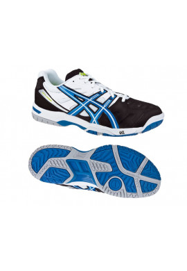 Zapatillas Asics GEL-GAME 4 negras y azul