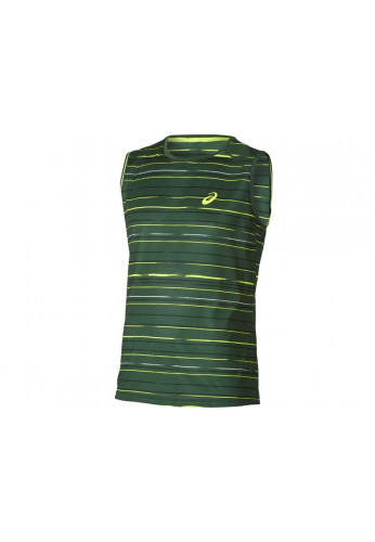 Camiseta Asics ATHLETE SLEEVELESS verde