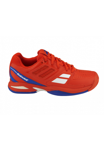 Zapatillas Babolat PROPULSE TEAM AC JR red