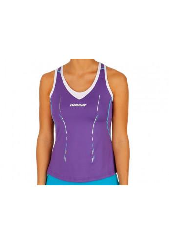 Camiseta Babolat MATCH CORE violeta