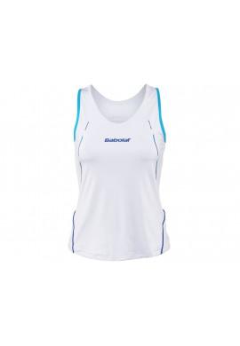 Camiseta Babolat MATCH CORE blanca