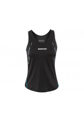 Camiseta Babolat MATCH CORE negro