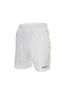 Short Babolat MATCH CORE BOY blanco