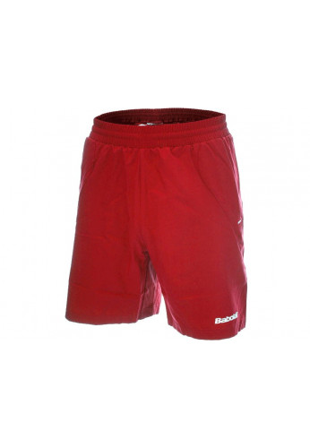 Short Babolat MATCH CORE BOY rojo