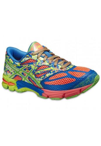 Zapatillas Asics GEL-NOOSA TRI 10 GS flash coral/green gecko/flash yellow
