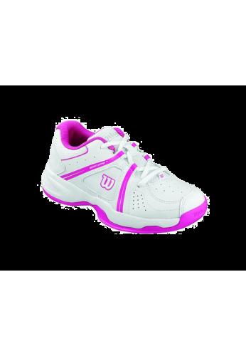 Zapatillas Wilson ENVY JR wht/wht/fandango pink