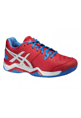 Zapatillas Asics GEL-PADEL COMPETITION 2 SG hibiscus/white/powder blue