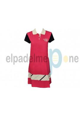 Vestido Padel Lobb FLY rosa