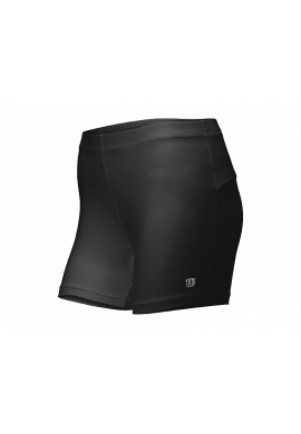 Mallas Wilson COMPRESSION SHORT negra
