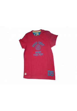 Camiseta Drop Shot MORGAN fucsia