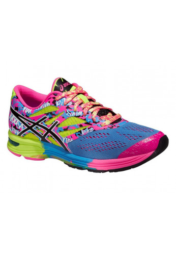Zapatillas Asics GEL-NOOSA TRI 10 power blue/black/hot pink