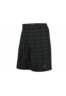 Short Wilson M RUSH 10 PLAID negro