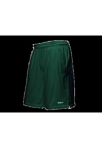 Short Wilson BASIC WOVEN verde