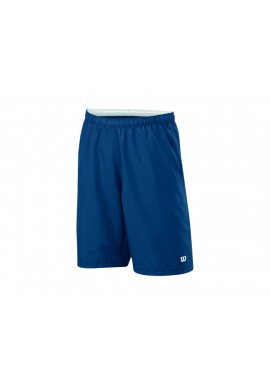 Short Wilson RUSH 8 WOVEN JUNIOR azul