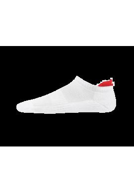 Calcetines Babolat TEAM 2 Pares blancos y rojos