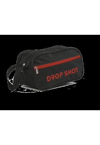 Neceser Drop Shot SPEKTROS negro y rojo