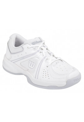 Zapatillas Wilson ENVY JR white/pearl gray