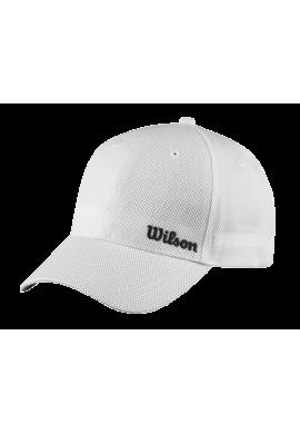Gorra Wilson SUMMER CAP blanca