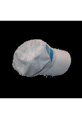 Gorra Babolat Blanca y Azul