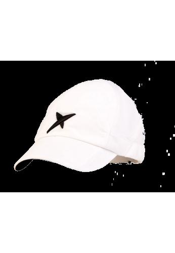 Gorra Drop Shot PRESTIGE JMD blanca