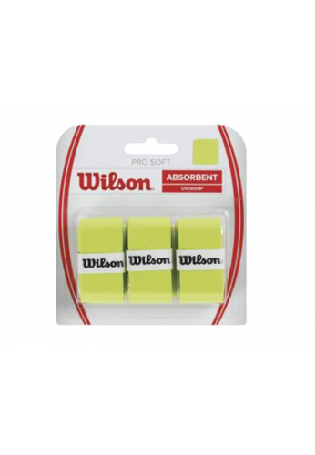 Blister Overgrips Wilson ABSORBENT lima