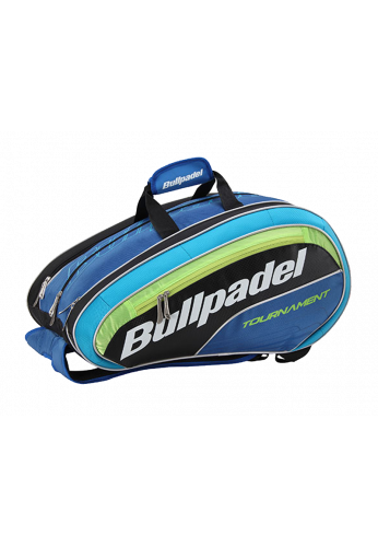 Paletero Bullpadel TOURNAMENT azul real