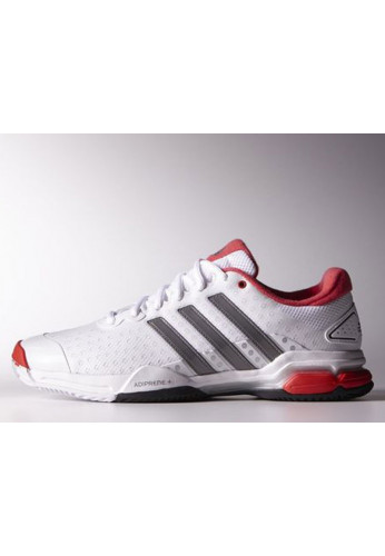 Zapatillas Adidas BARRICADE TEAM 4 CLAY blanca