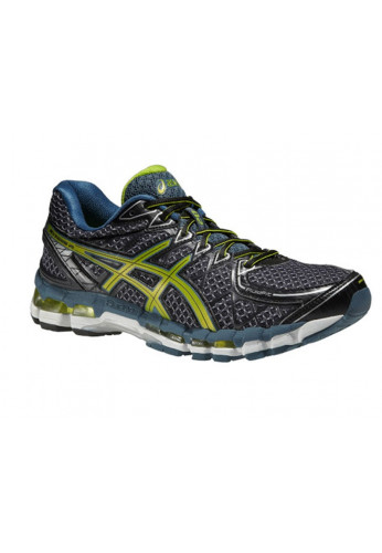 Zapatillas Asics GEL-KAYANO 20 black/lime/tapestry