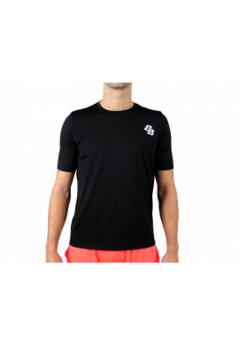 Camiseta BB ONE ELASTIAN negra