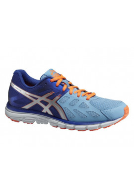 Zapatillas Asics GEL-ZARACA 3 soft blue/silver/nectarine