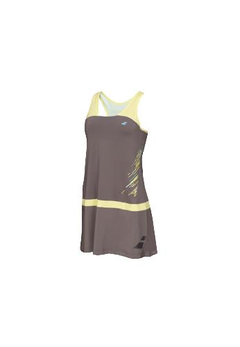 Vestido Babolat RACEBACK PERFORMANCE gris