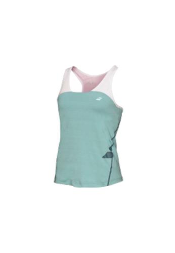 Camiseta Babolat RACEBACK PERFORMANCE azul