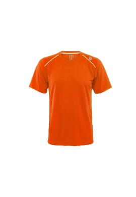 Camiseta Wilson NVISION ELITE CREW naranja