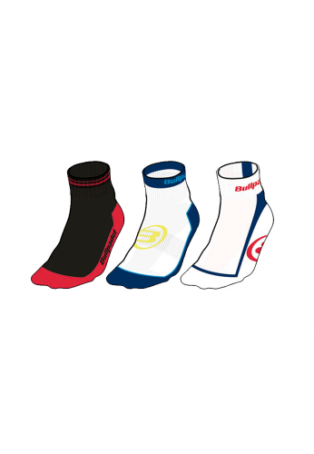 Calcetines Bullpadel MULTICOLOR 3 pares