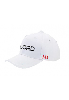 Gorra Lord blanca