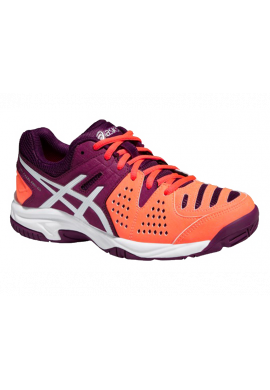 Zapatillas Asics GEL-PADEL PRO 3 GS flash coral/white/plum