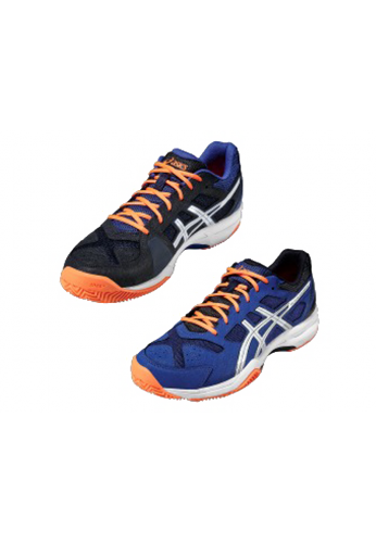 Zapatillas Asics GEL-PADEL EXCLUSIVE 4 SG asics blue/white/hot orange