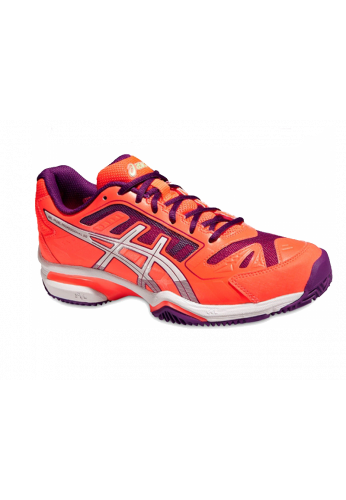 Zapatillas Asics GEL-PADEL PROFESSIONAL 2 SG flash coral/white/plum
