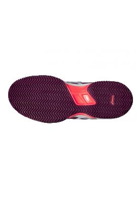 Zapatillas Asics GEL-PADEL PRO 3 SG flash coral/white/plum