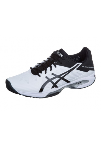 Zapatillas Asics GEL-SOLUTION SPEED 3 CLAY white/black/silver