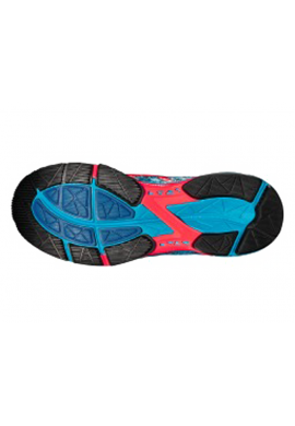 Zapatillas Asics GEL-NOOSA TRI 11 island blue/flash coral/black