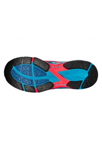 Zapatillas Asics GEL-NOOSA TRI 11 island blue/flash coral/black