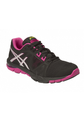 Zapatillas Asics GEL-CRAZE TR 3 black/silver/berry