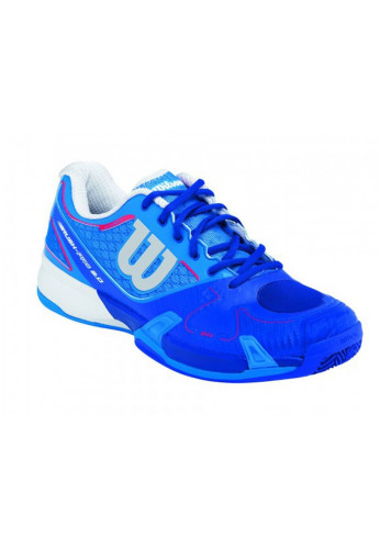 Zapatillas Wilson RUSH 2.0 CLAY COURT neptune blue wl/blue iris