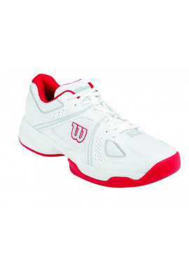 Zapatillas Wilson NVISION ENVY white/white/wilson red